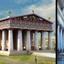 olympia zeus tapınağı animasyon