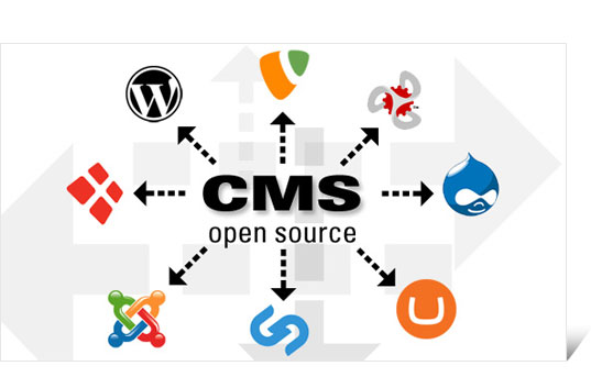 cms drupal wordpress joomla